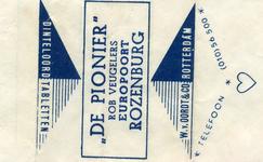 SZ1215. De Pionier.