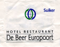 SZ1218. Hotel, Restaurant De Beer.