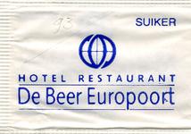 SZ1219. Hotel, Restaurant De Beer.