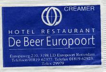 SZ1220. Hotel, Restaurant De Beer.