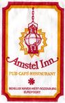 SZ1222. Pub, Café, Restaurant Amstel Inn.