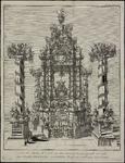 VH0354 PRAAL-GRAF, in de kerk van Sint-Steven te Weenen, [Wenen] opgerecht voor wylen zyne Hoogheit FRANCOIS EUGENIUS, ...