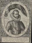 VH0663 ALBERT D G ARCH DVX AVST [Oostenrijk] BVRG BRAB [Brabant] COM FLAND [Vlaanderen] ANNO 1600, [ca 1605]