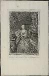 VH0893 MARIA ANNA ARCHIDUX AUSTRIAE etc. etc., 1747