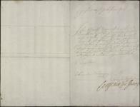 VH1472 [Een brief van Eugenius van Savoye aan de generaal in Beierse dienst Terning de Jettenbach], 3 januari 1718
