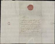 VH1473 [De omslag van de brief van Eugenius van Savoye aan de generaal in Beierse dienst Terning de Jettenbach], 3 ...