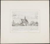 SPUIJBROEK_002 De kerk van Oudenhoorn, ca. 1955