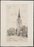 SPUIJBROEK_018 De kerk van Zuidland, 1936