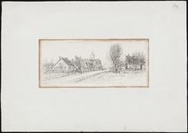 SPUIJBROEK_039 Het Zandpad in Nieuw-Helvoet, 1934