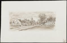 SPUIJBROEK_039A Het Zandpad in Nieuw-Helvoet, 1934