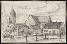 SPUIJBROEK_A_302 Het dorp van Nieuw-Helvoet, 1963