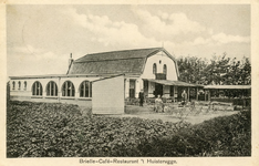 PB0238 Café Restaurant 't Huis te Rugge, ca. 1935