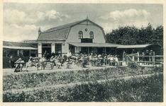 PB0240 Café Restaurant 't Huis te Rugge, ca. 1925