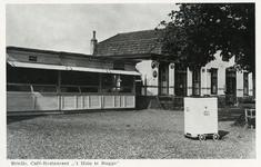PB0241 Café Restaurant 't Huis te Rugge, ca. 1955