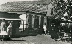 PB0243 Café Restaurant 't Huis te Rugge, ca. 1935