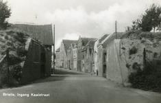 PB0699 De coupure bij de Kaaistraat, ca. 1916
