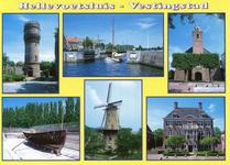 PB3379 Hellevoetsluis; Hellevoetsluis Vestingstad: een compilatie van foto's, 1976