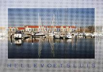PB3401 Hellevoetsluis; De haven van Hellevoetsluis, 2006