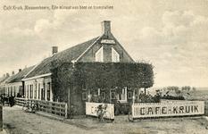 PB4052 Café Kruik, ca. 1910