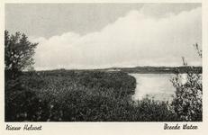 PB4428 Het Breede water (of Het Quackjeswater), ca. 1935