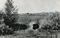 PB4429 Een roeiboot in het Quackjeswater, ca. 1958