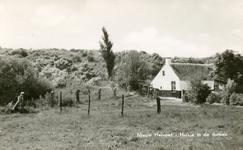PB4435 Huisje in de Duinen, 1959
