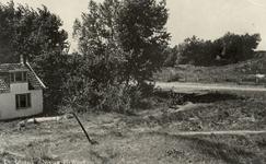 PB4436 Huisje in de Duinen bij de Quack, ca. 1953