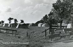 PB4470 Camping 't Weergors, ca. 1966
