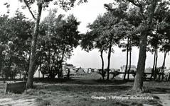 PB4577 Camping 't Weergors, ca. 1960
