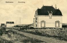 PB5092 Hotels langs de Strandweg, 1920