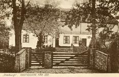 PB5206 De Jacobahoeve of Huize Overburgh, ca. 1912