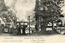 PB5208 De Jacobahoeve of Huize Overburgh, ca. 1905