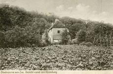 PB5655 Kijkje op de Jacobahoeve vanaf de Noordweg, ca. 1928