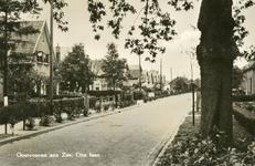 PB5659 Kijkje in de Obalaan, ca. 1958