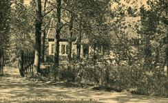 PB5828 Oostvoorne; 't Nippertje in het Overbosch, ca. 1950