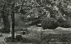 PB5835 Oostvoorne; Gezicht in het Overbosch, ca. 1930