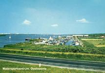 PB5866 Jachthaven Geysman, langs het Brielse Meer, 1967