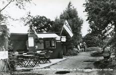 PB7304 Restaurant De Meidoorn nabij de Tenellaplas, 1966