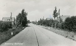 PB7558 Kijkje op de Boomweg, ca. 1950