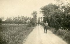 PB7561 Kijkje in de Boomweg, ca. 1928