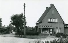 PB7563 Winkel langs de Bosweg, ca. 1950