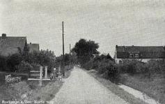 PB7649 Kijkje in de Korteweg, ca. 1950