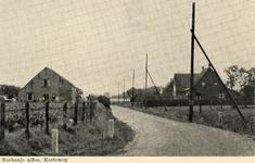PB7650 Kijkje in de Korteweg, ca. 1935
