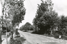 PB7653 Kijkje in de Korteweg, ca. 1966