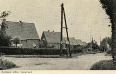 PB7655 Kijkje in de Langeweg, ca. 1954