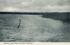 PB7840 Rockanje; Het Quackjeswater achter het Rondeweibos, ca. 1925