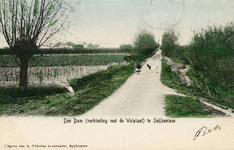 PB8913 Den Dam (verbinding met de Welplaat) te Spijkenisse, ca. 1903