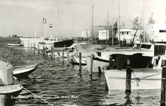 PB9994 Zwartewaal; Jachthaven De Witte Raaf, 1961