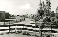 PB9997 Bungalowpark langs de Zalmlaan, 1961
