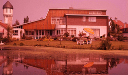 DIA01613 Brielle; ; Villa de Oude Vest, ca. 1975